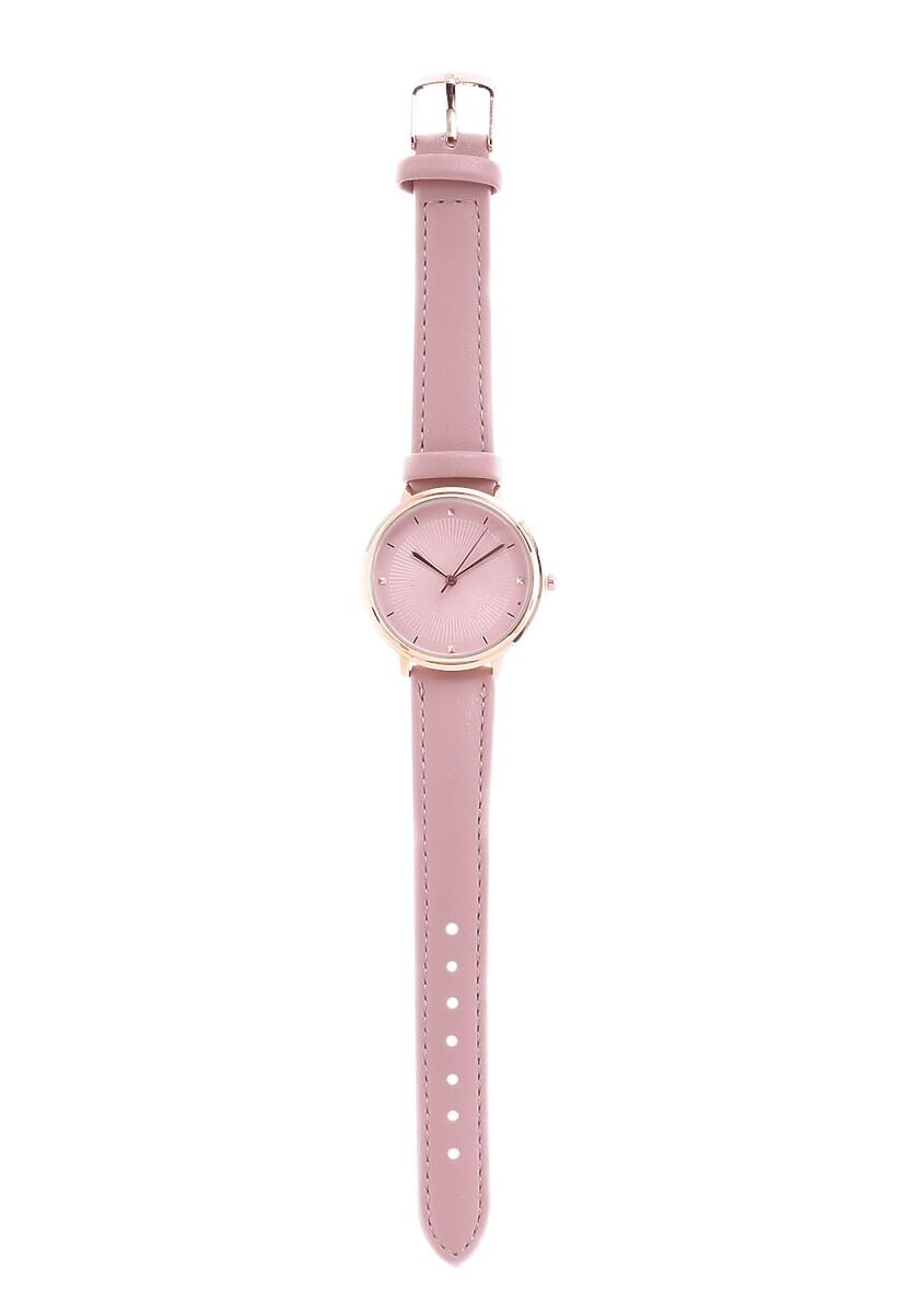 Różowy Zegarek Good-Natured