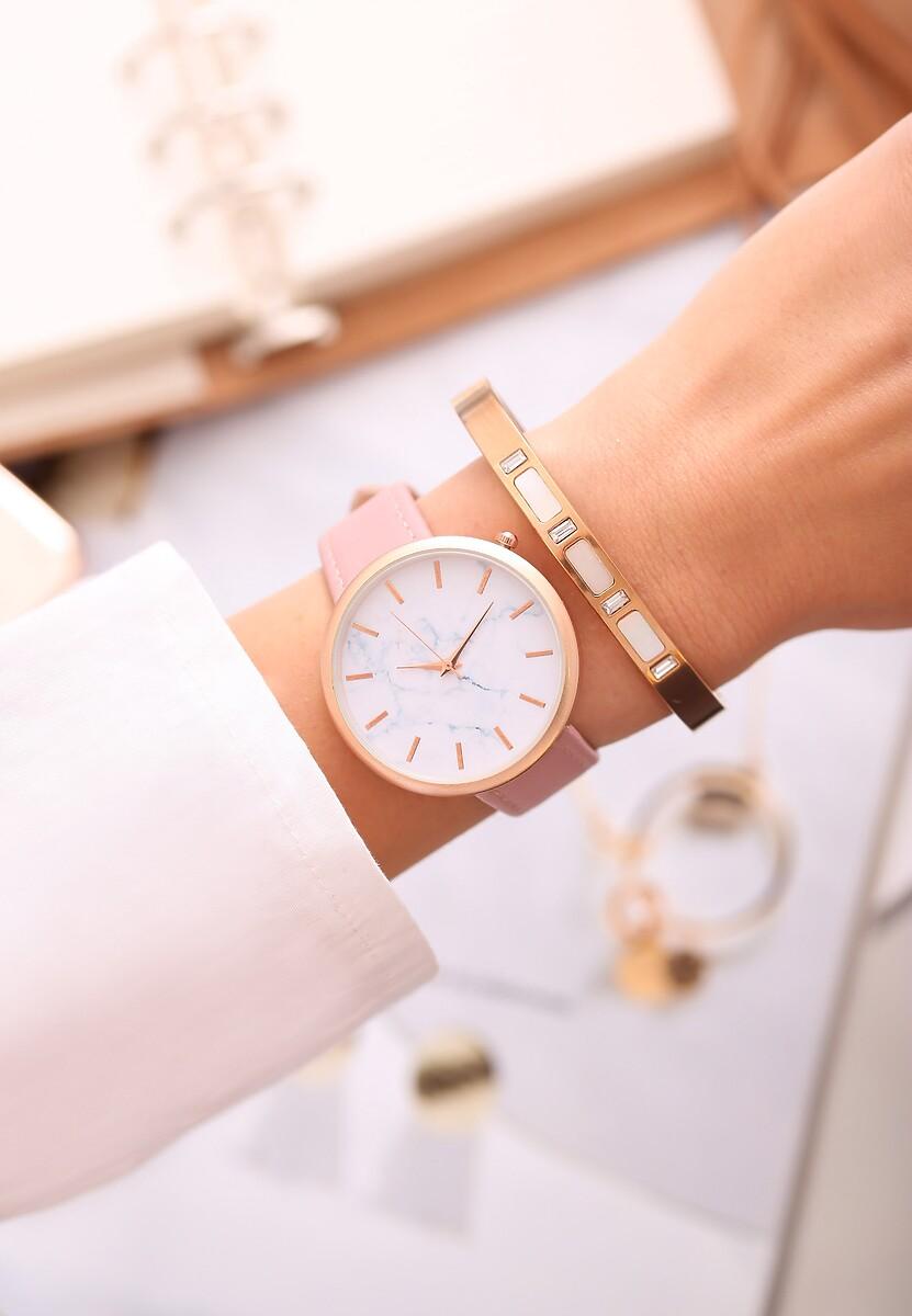 Różowy Zegarek Blizzard