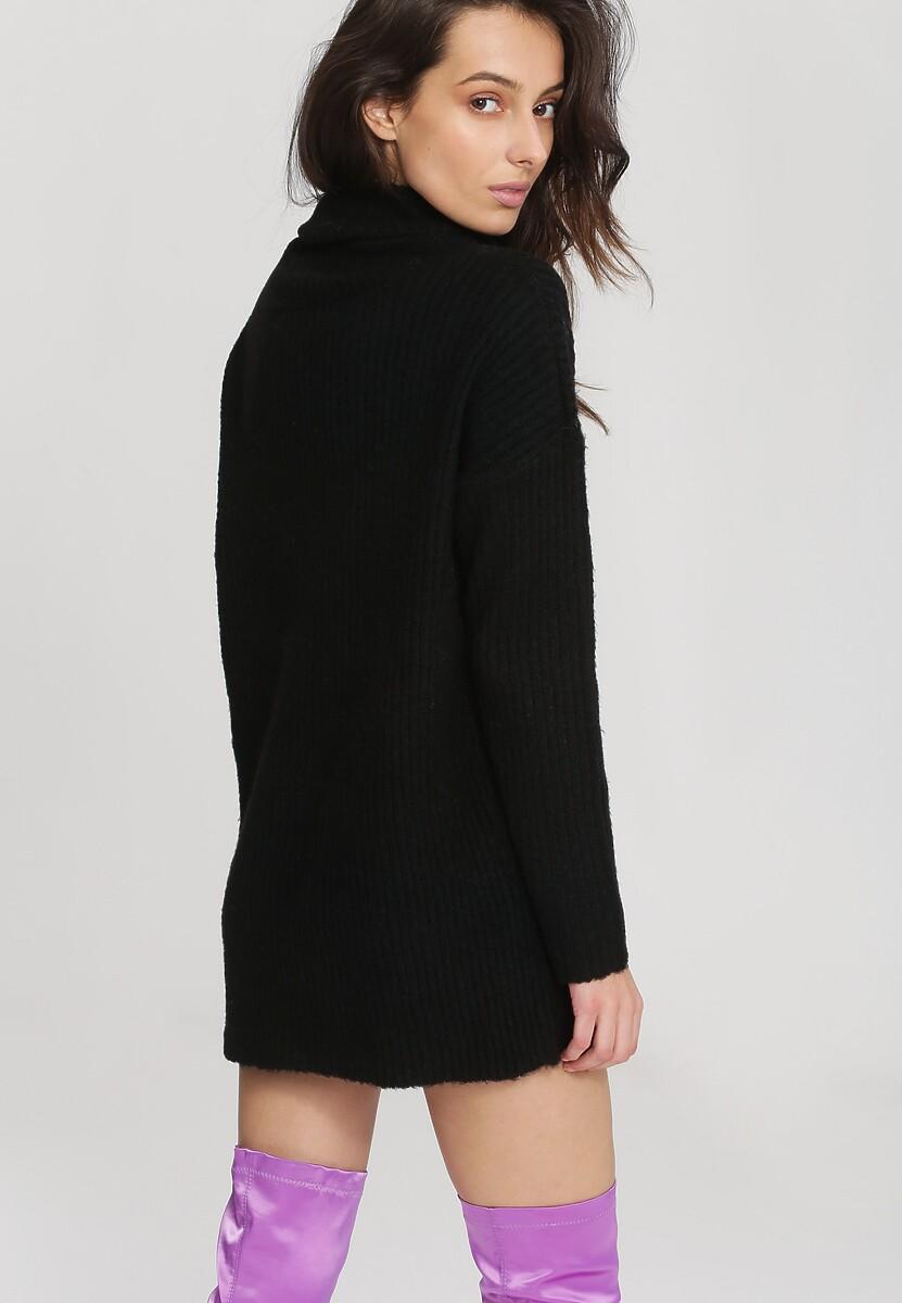 Czarny Sweter Incubus