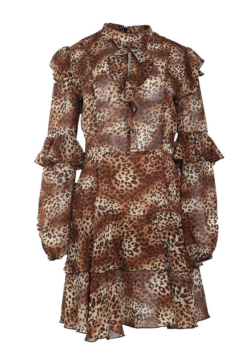 Camelowa Sukienka Lea - Limited Edition