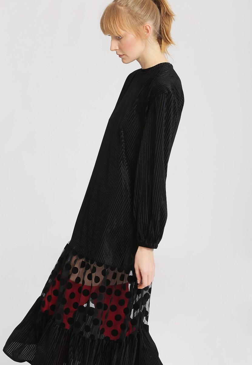 Czarna Sukienka Margot - Limited Edition