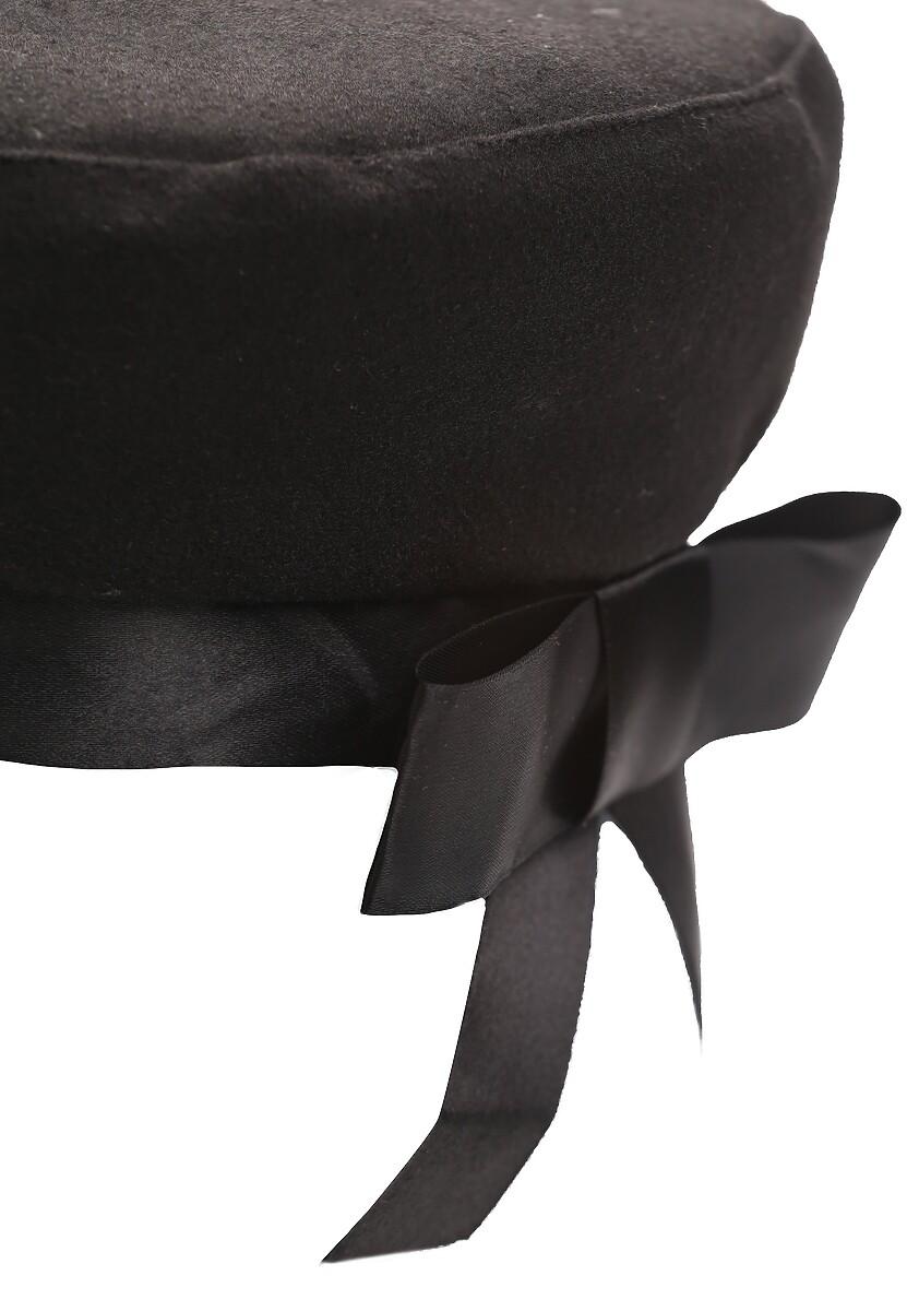 Czarny Kaszkiet El Capitain