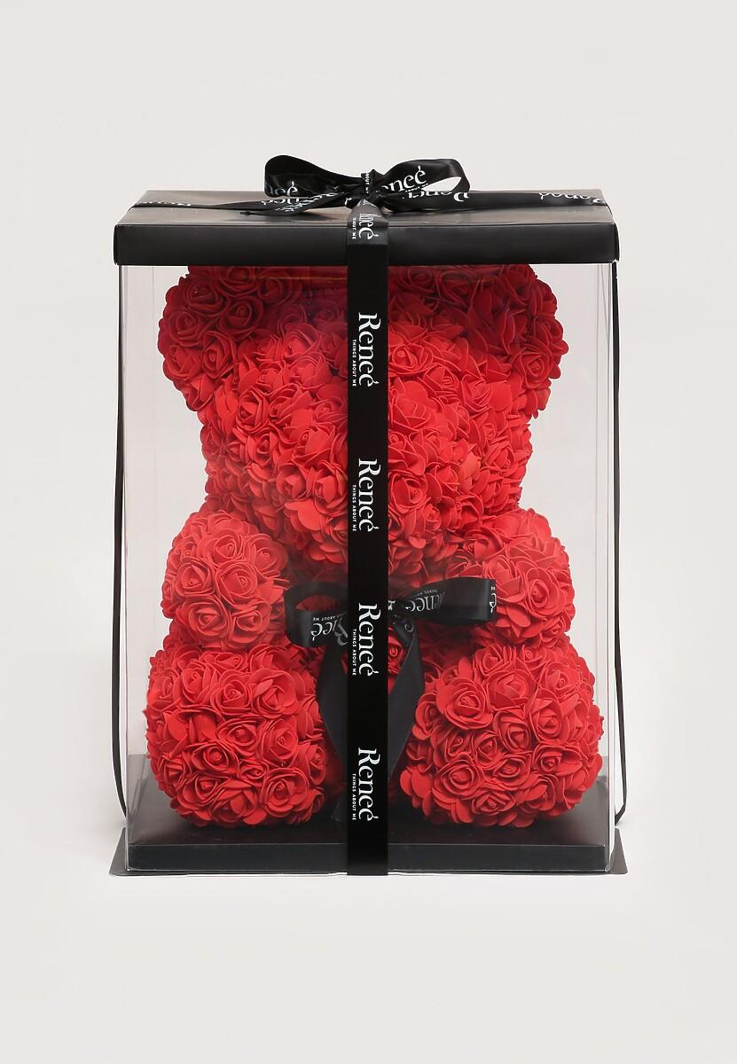 Czerwony Miś Rose Teddy
