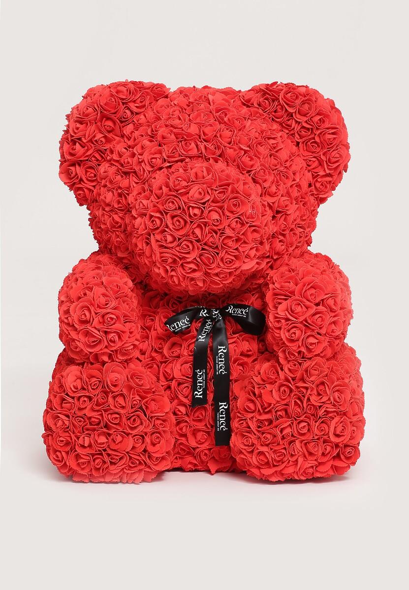 Czerwony Miś Sweet Rose