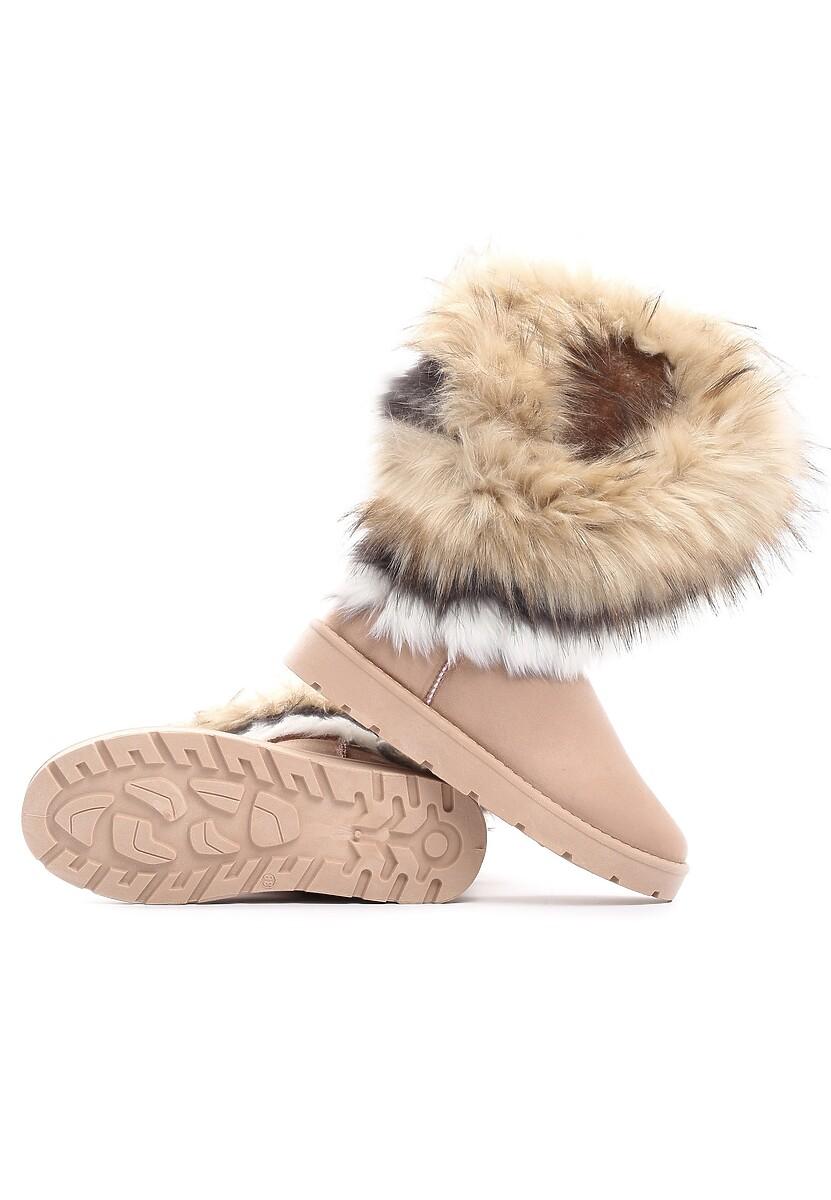 Łososiowe Śniegowce Modish