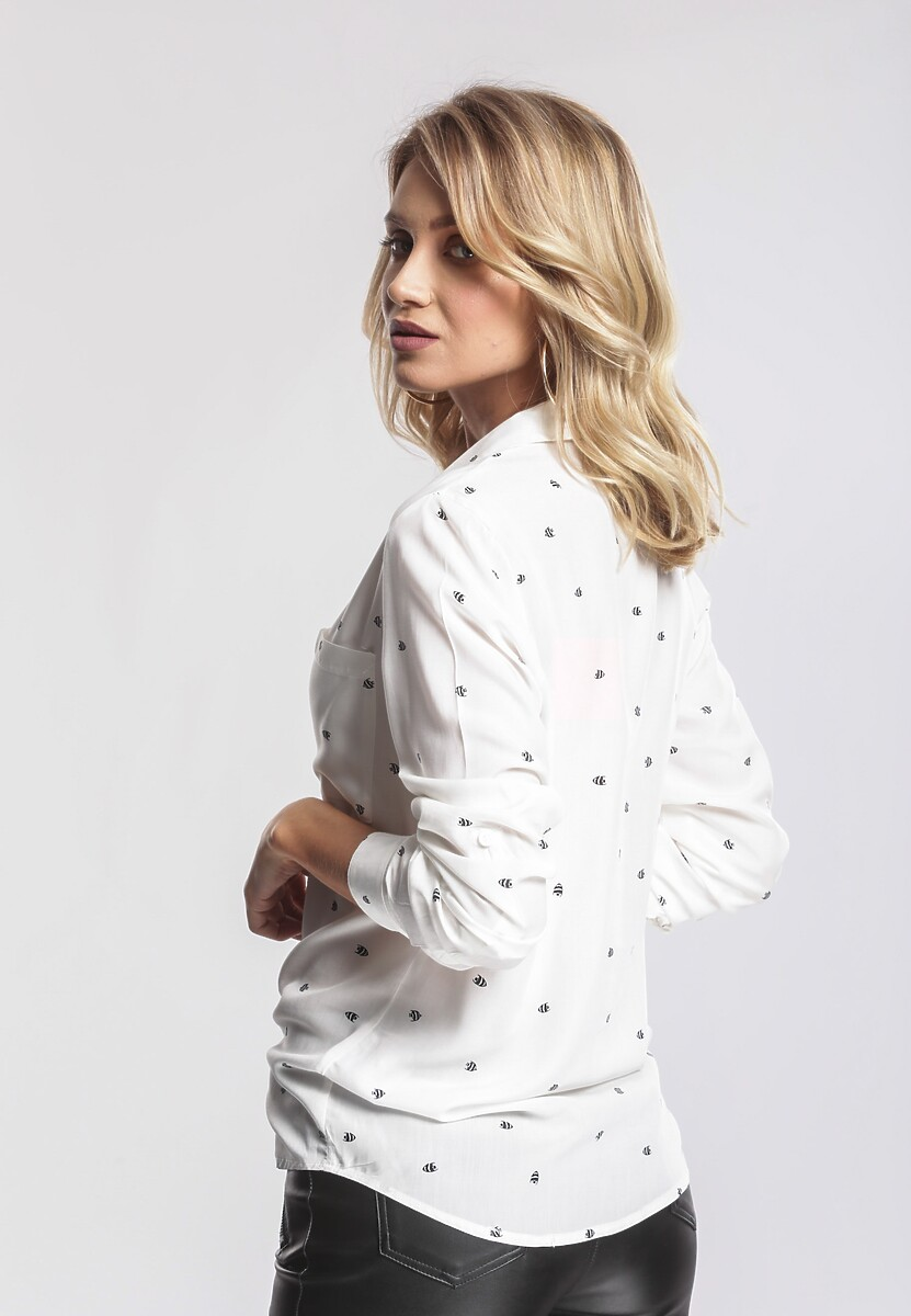Biała Koszula Unbending