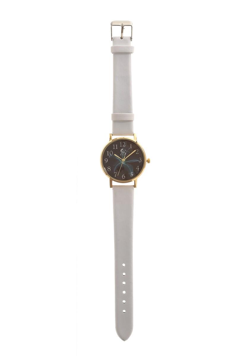 Biały Zegarek Emphatically