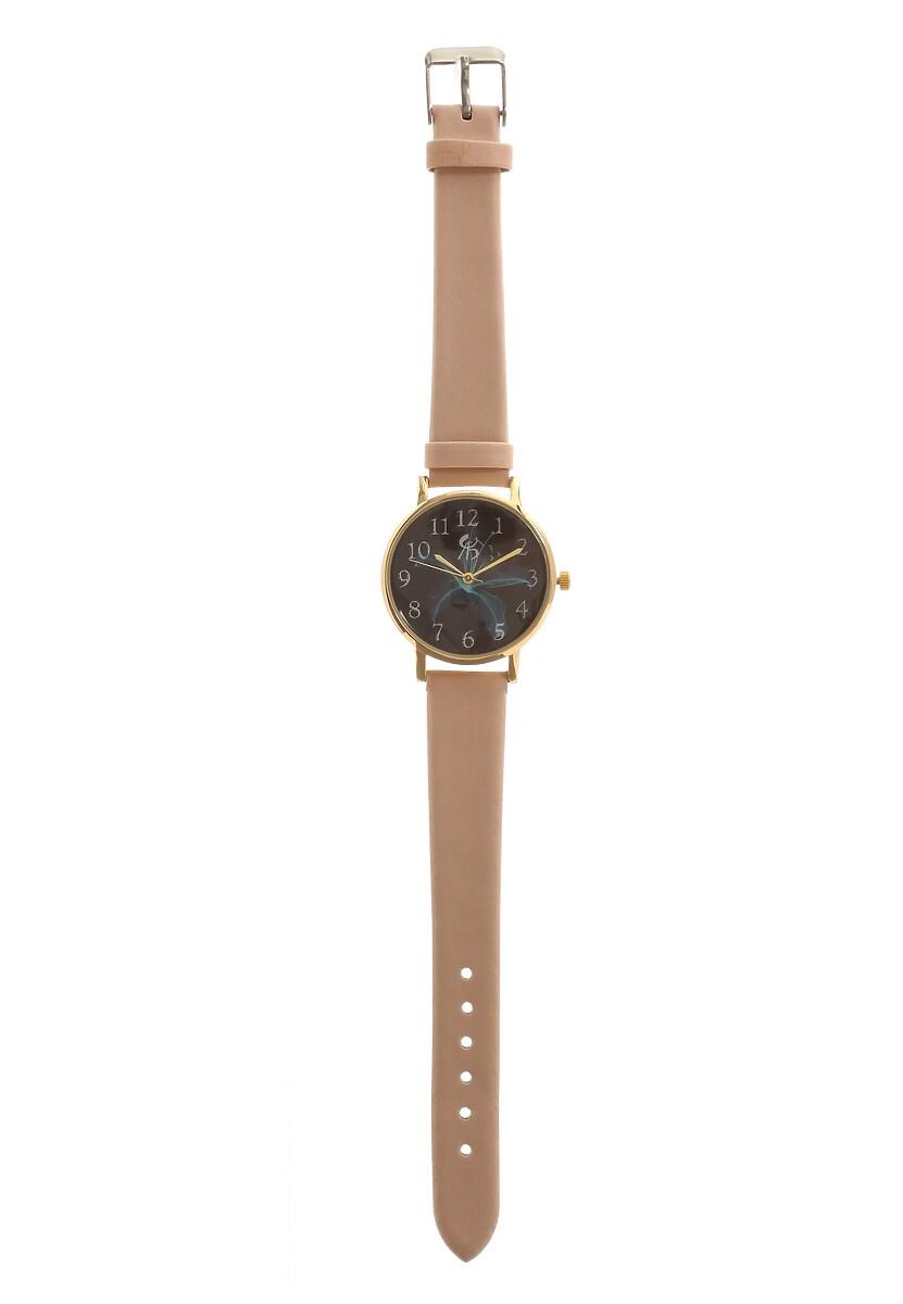 Różowy Zegarek Emphatically