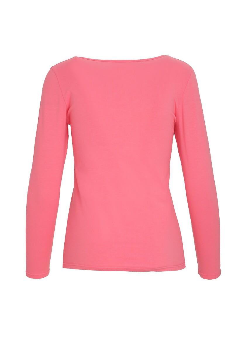 Różowa Bluzka Impliable