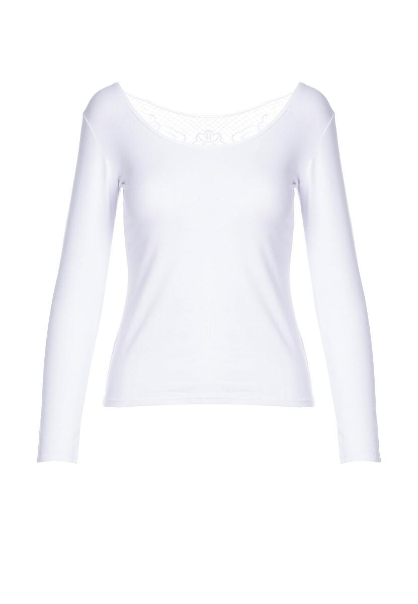 Biała Bluzka Appeasable