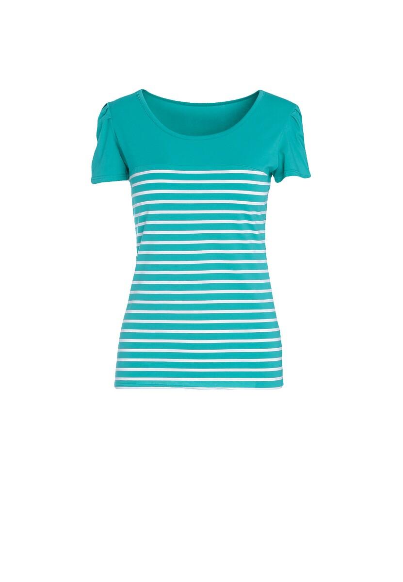 Zielona T-shirt Mix