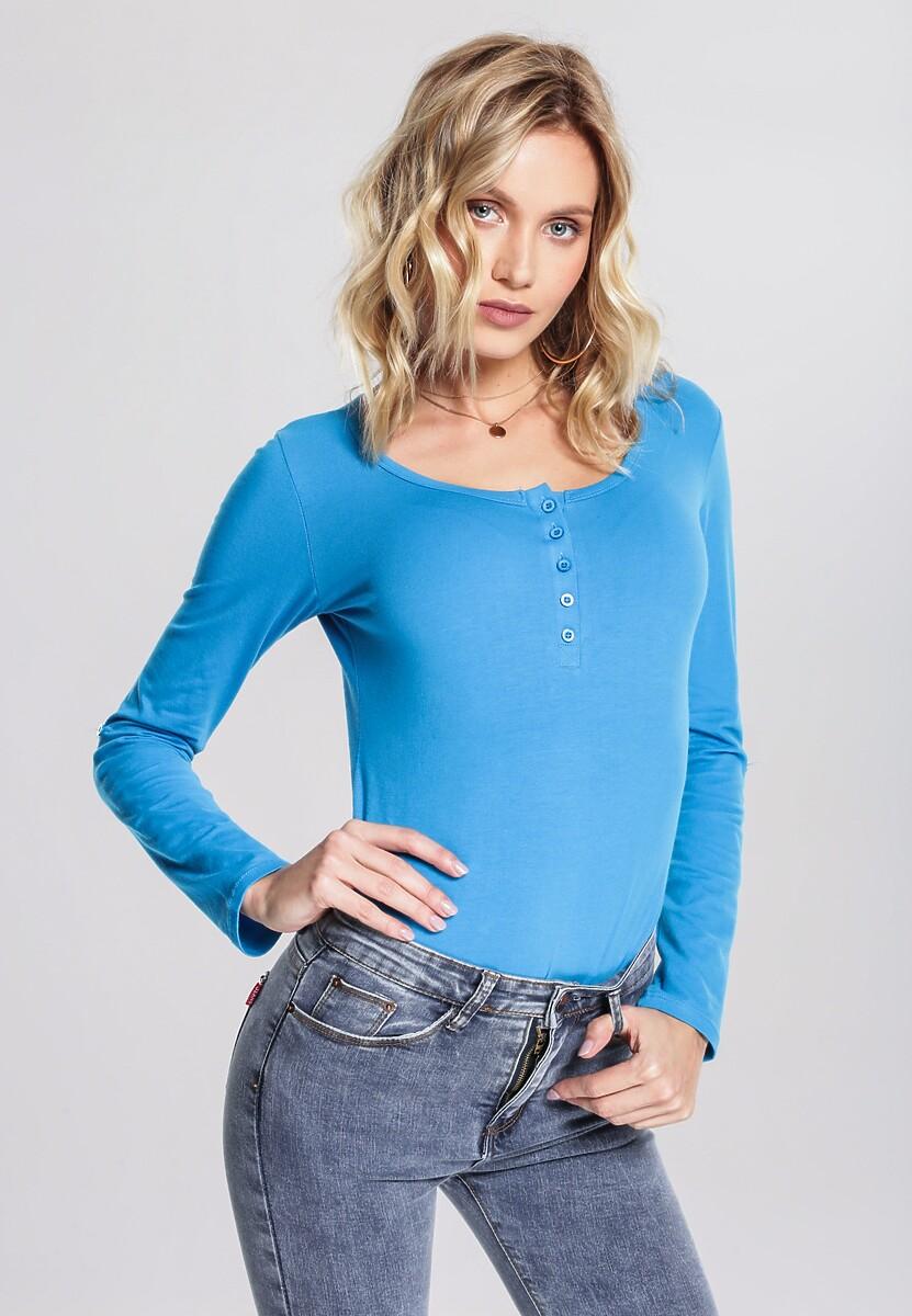 Niebieska Bluzka Au Fait