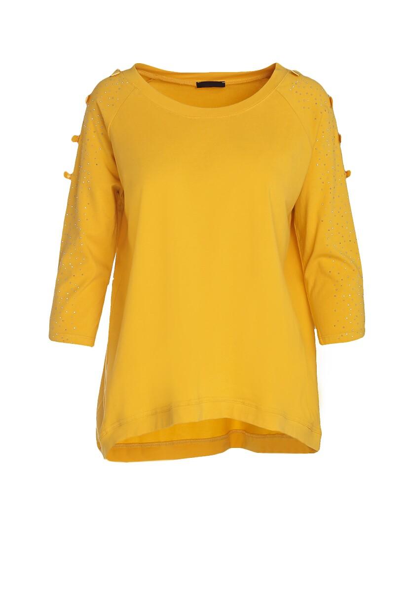 Żółta Bluzka Dictate