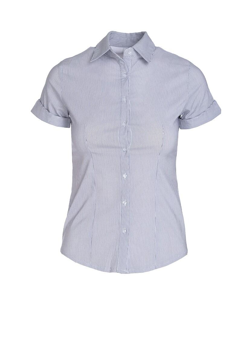 Biała Koszula Attached
