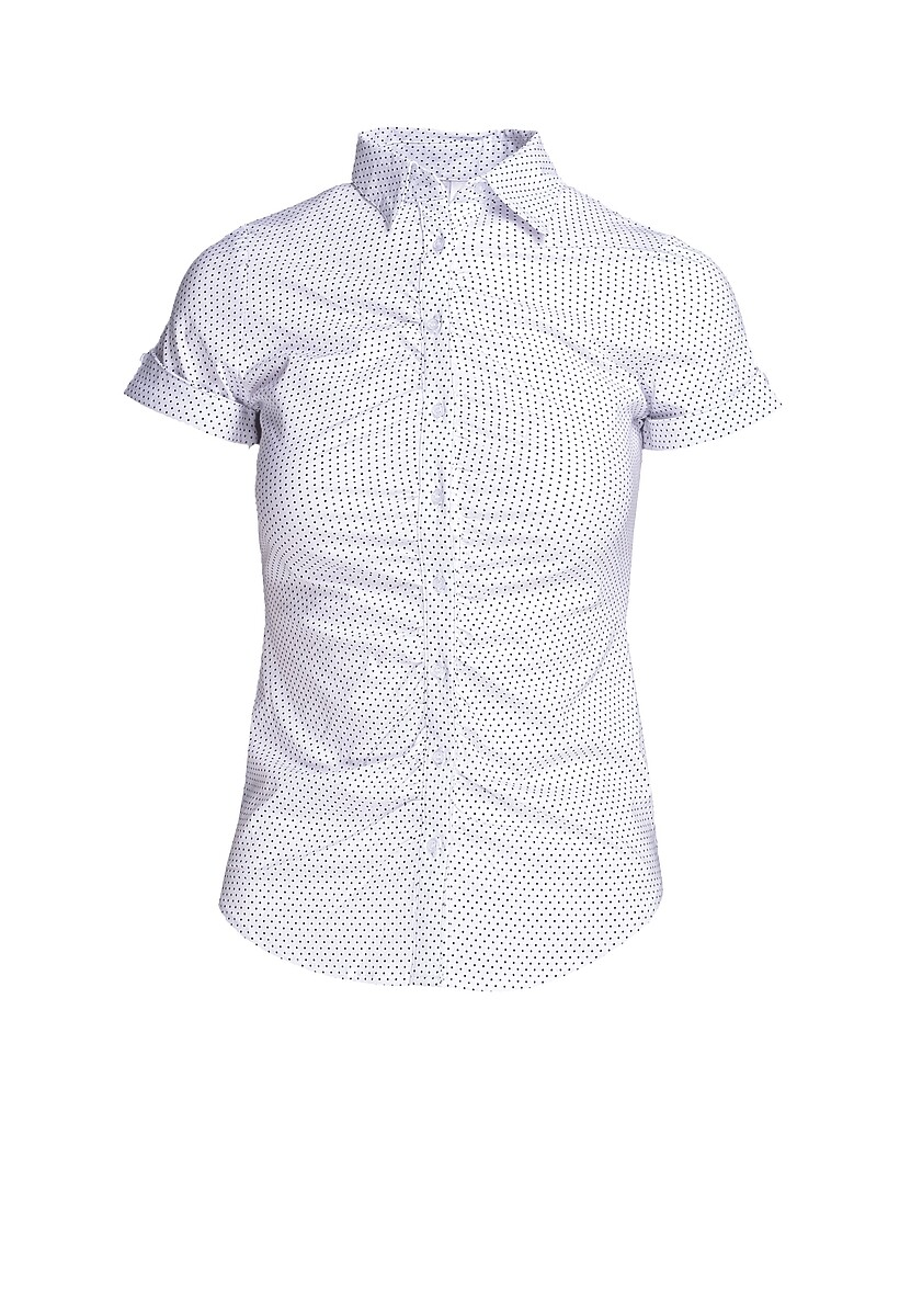 Biała Koszula Fickle