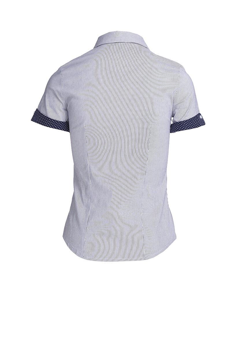 Biała Koszula Cautiously