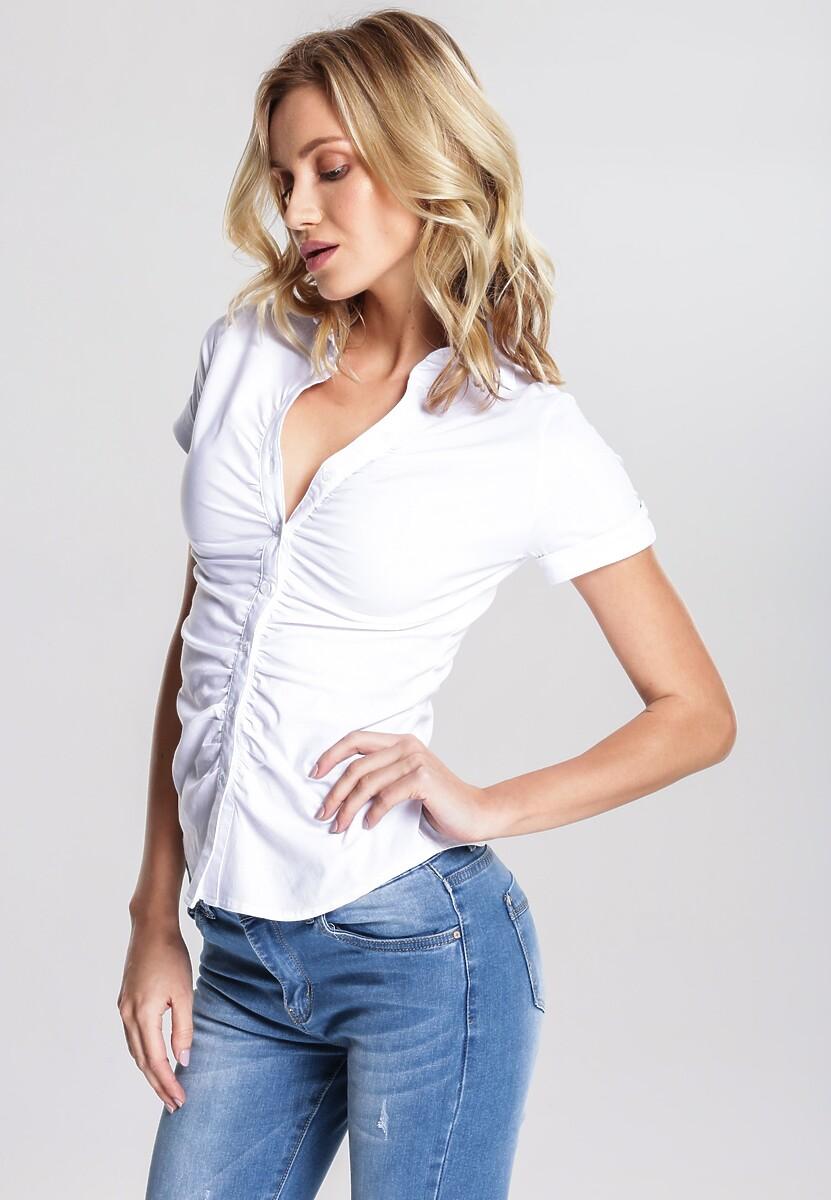 Biała Koszula Raw