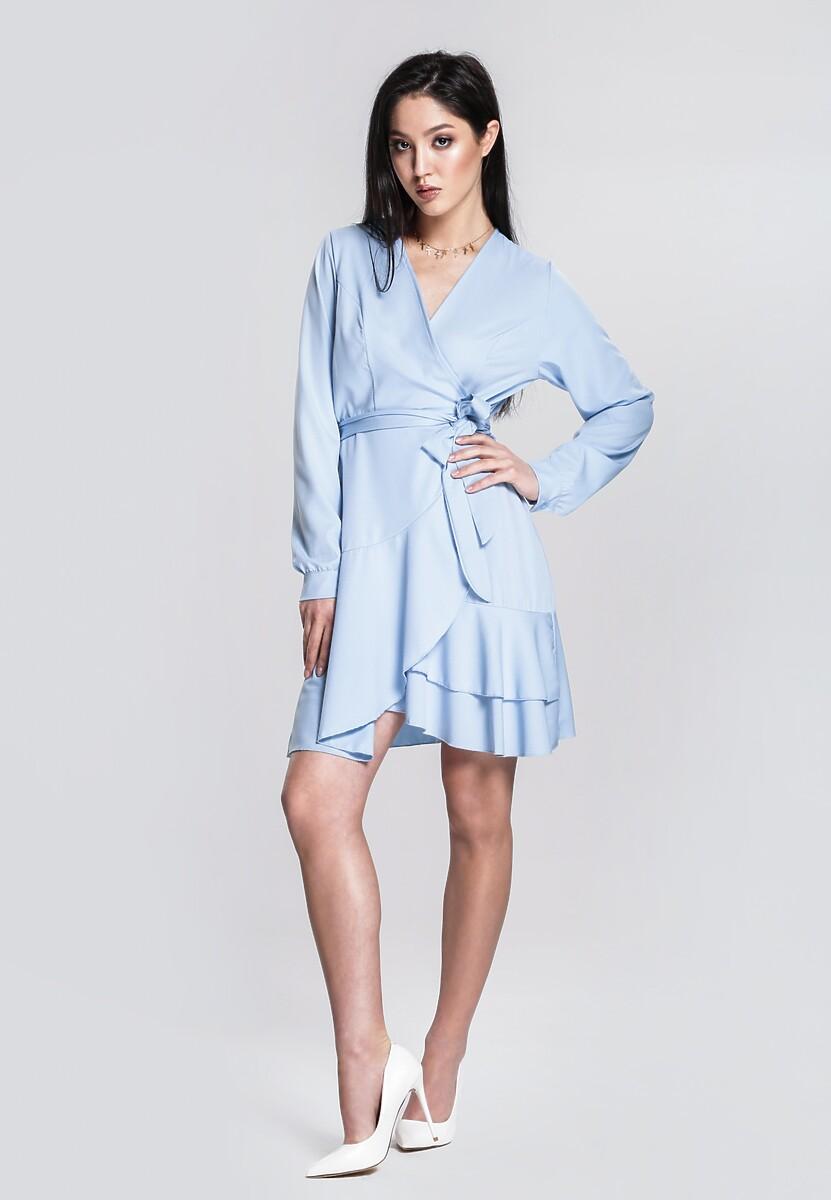 Jasnoniebieska Sukienka Ready