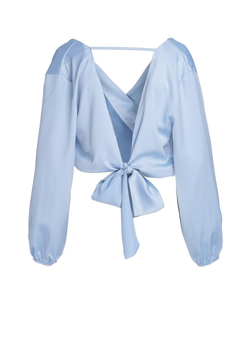 Jasnoniebieska Koszula Distinct