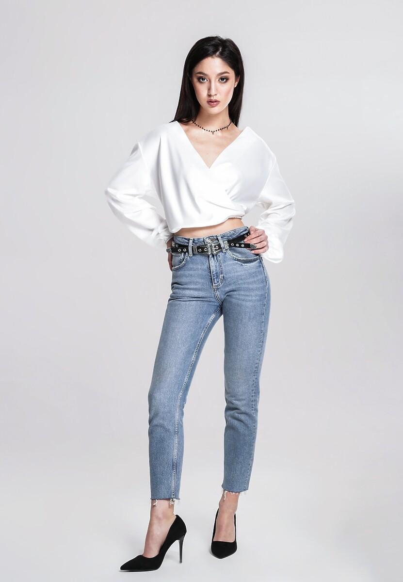 Biała Koszula Distinct