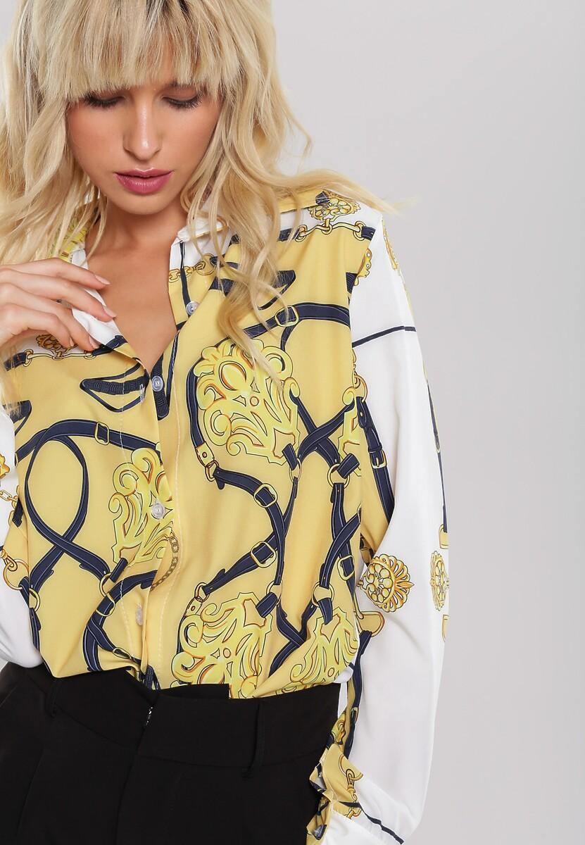 Żółta Koszula Fierceness