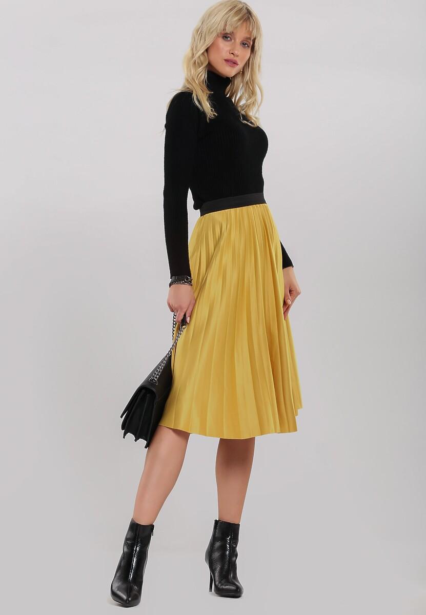 Żółta Spódnica Decor