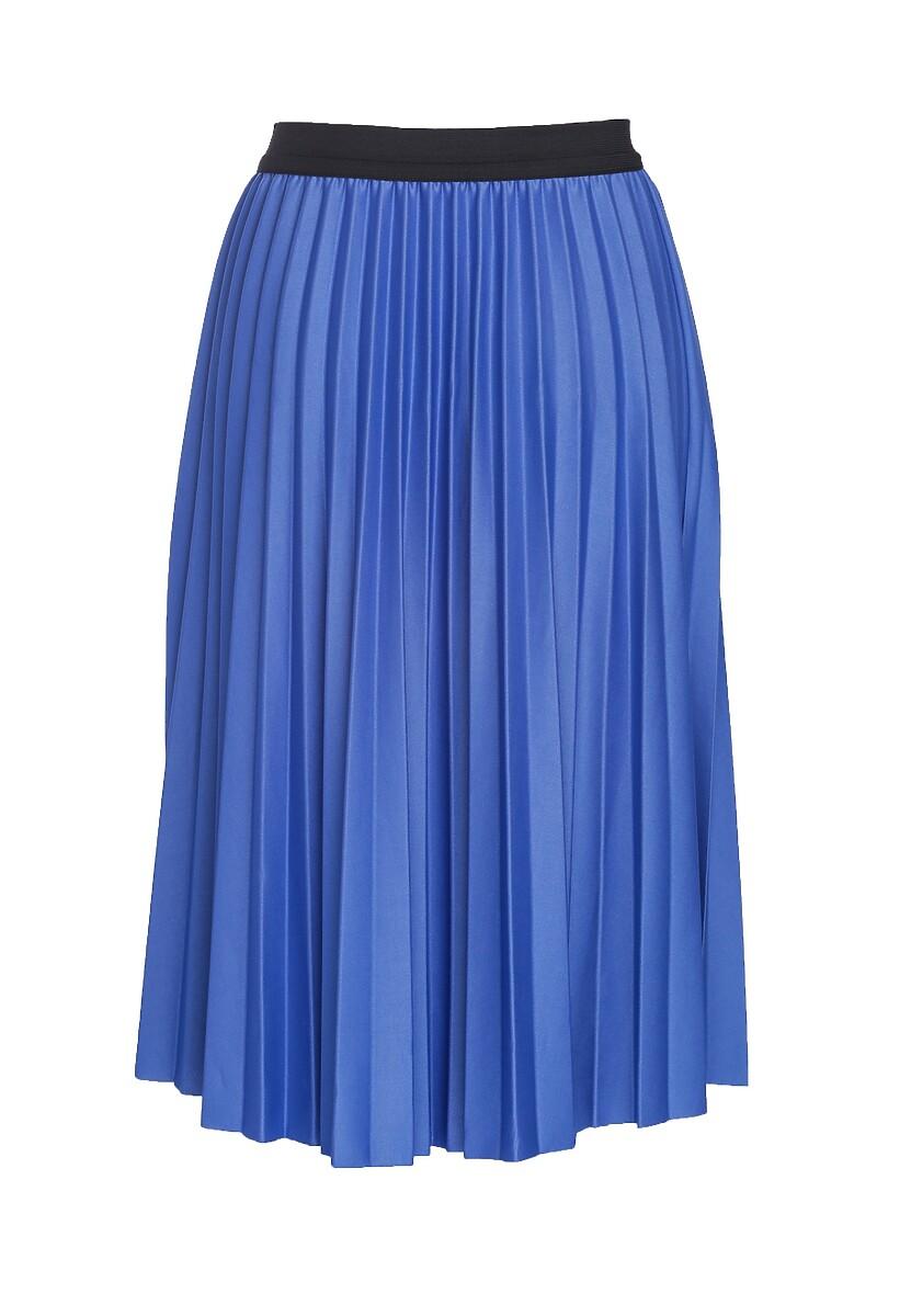 Niebieska Spódnica Decor