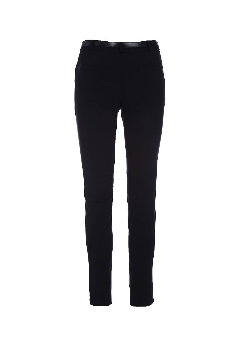 Czarne Spodnie Like Mad