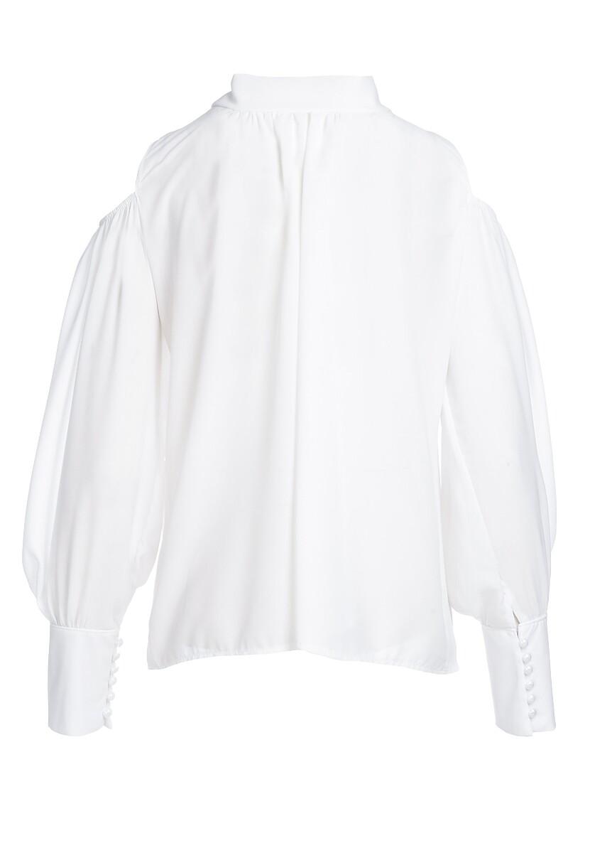 Biała Bluzka Heartthrob