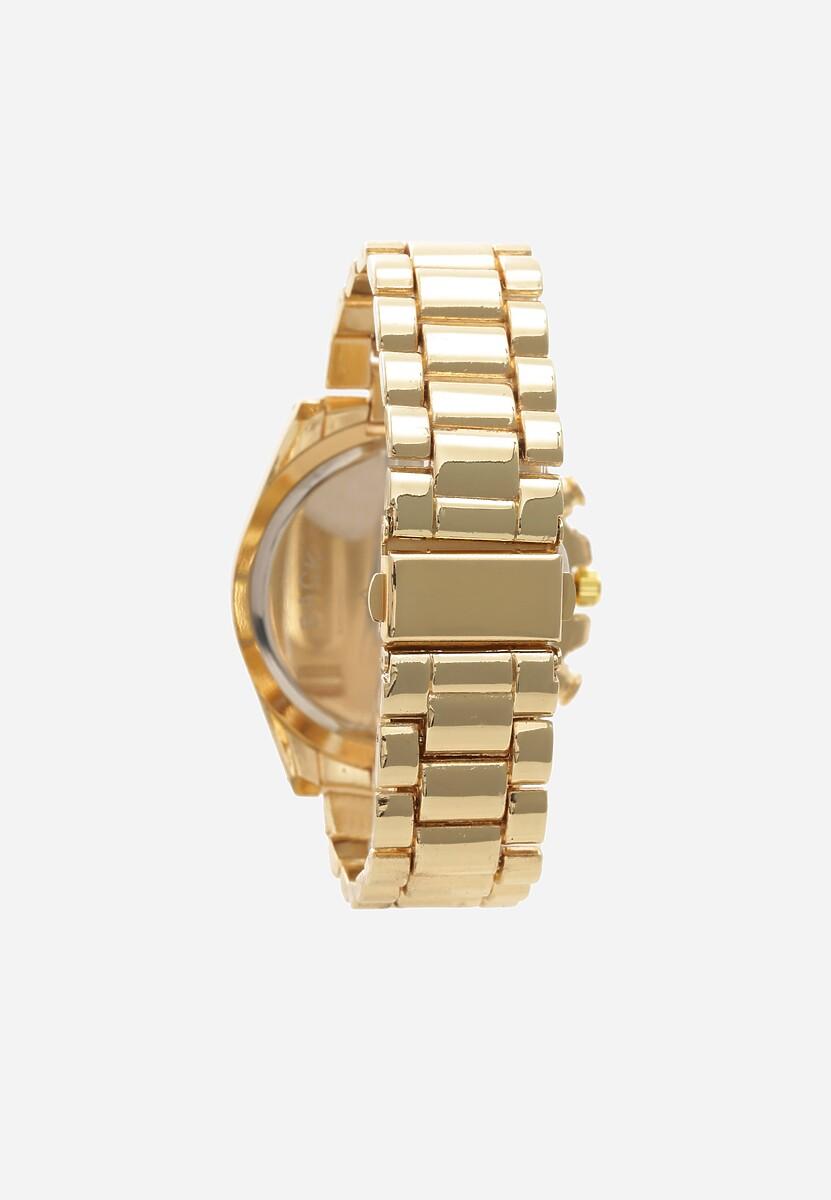 Złoto-Biały Zegarek Fair-Haired