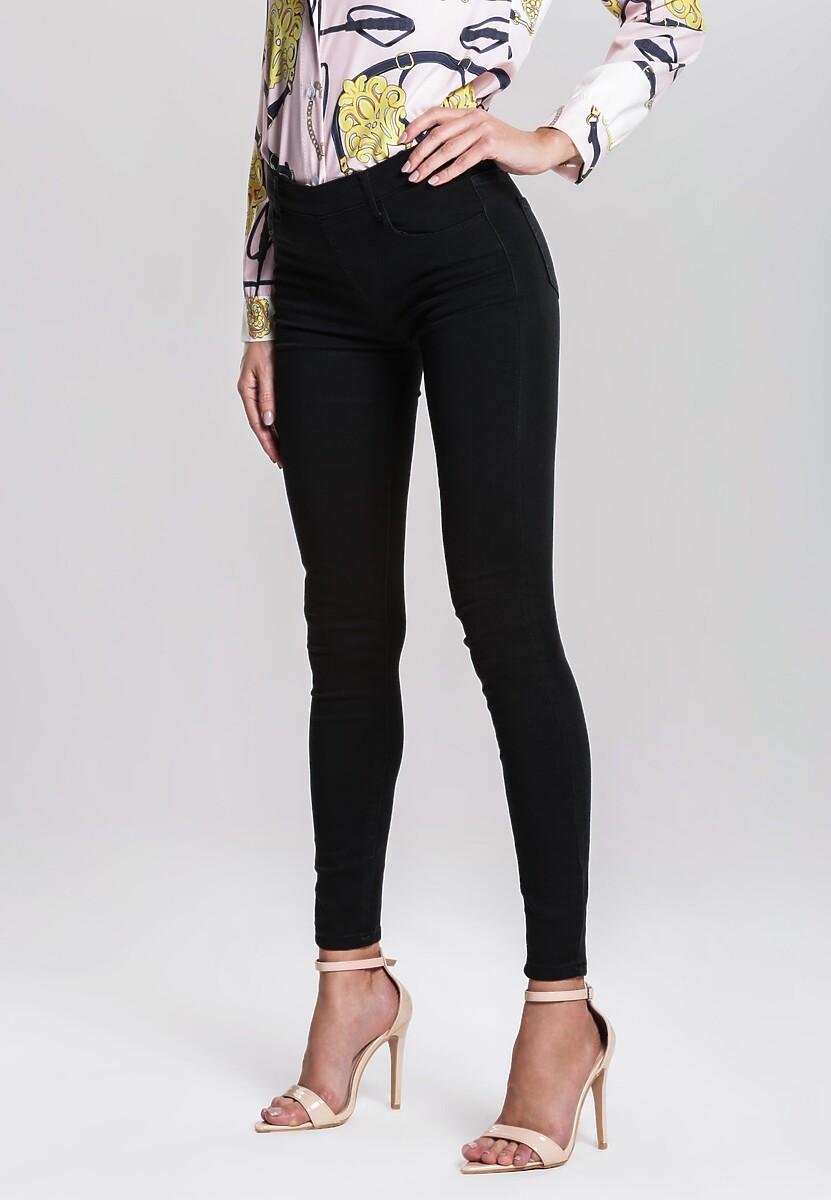 Czarne Spodnie Effulgence