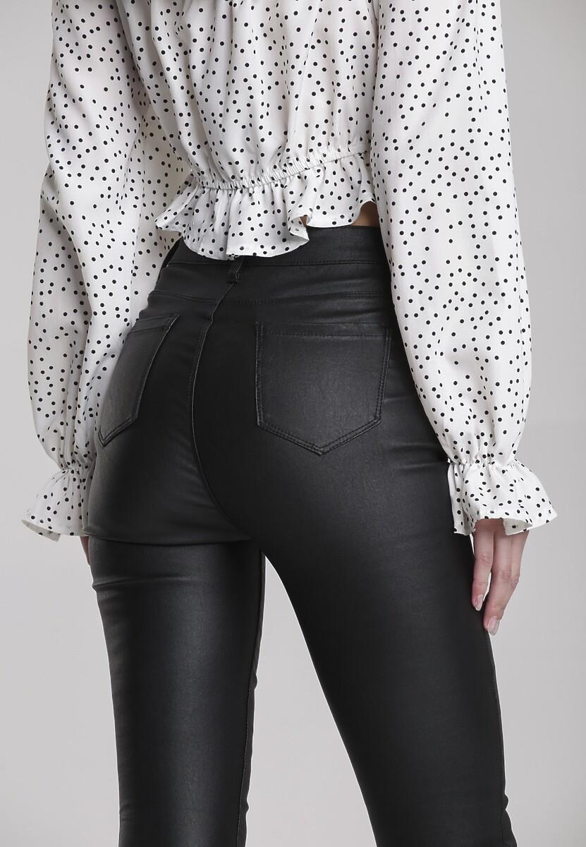 Czarne Spodnie Strenuous