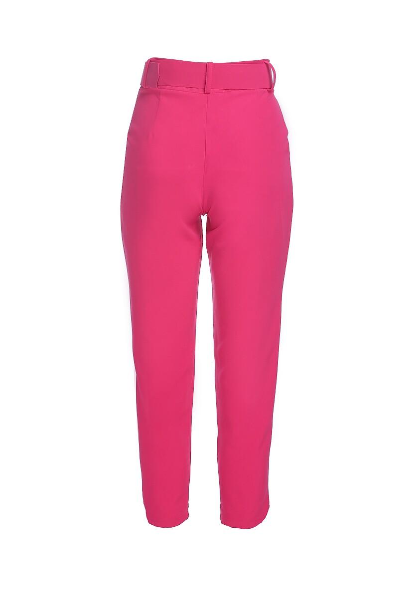Fuksjowe Spodnie Simplicity