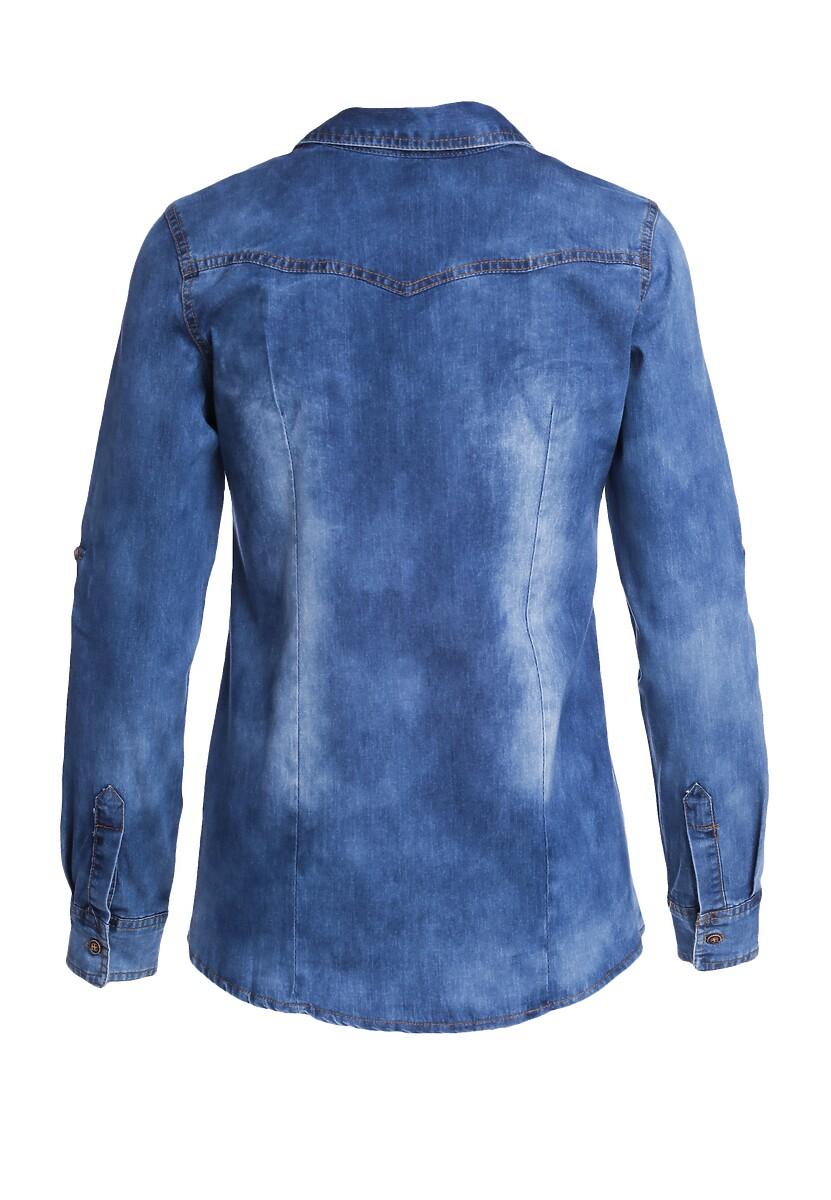 Niebieska Koszula Constitution