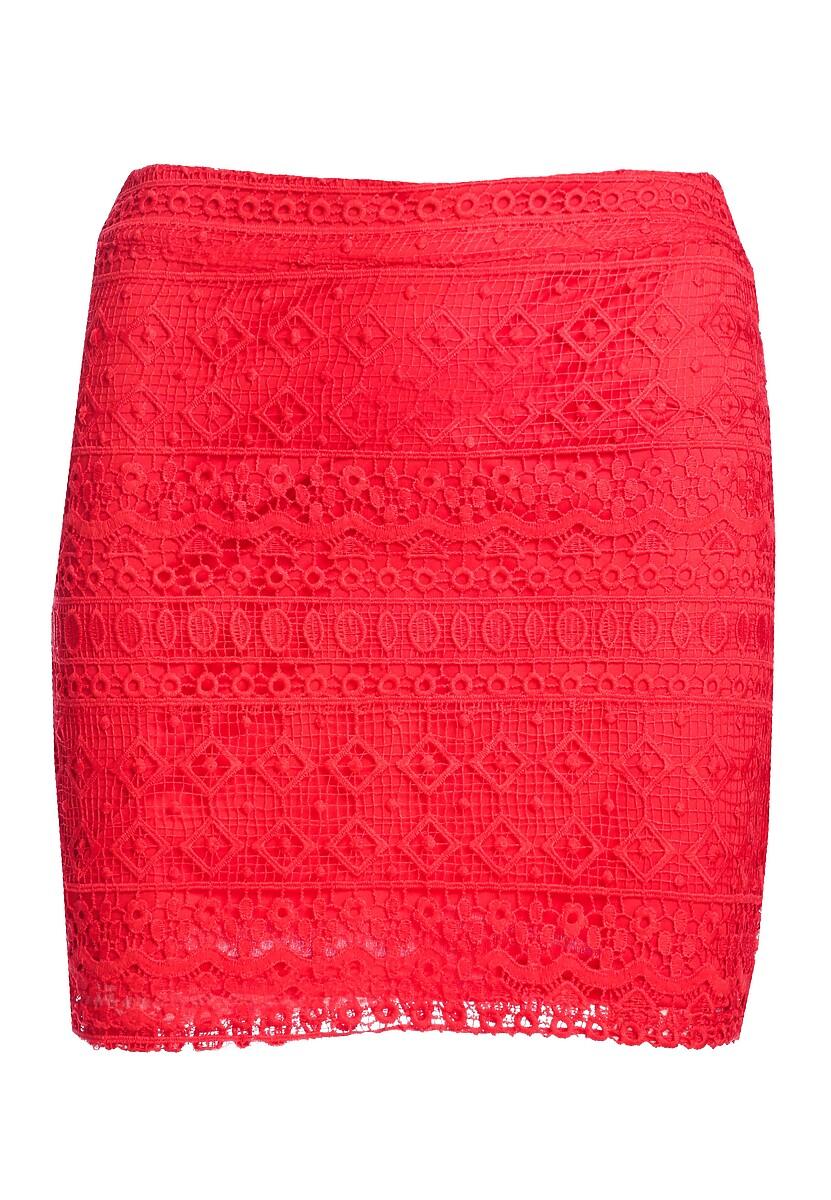 Czerwona Spódnica Conspicuous