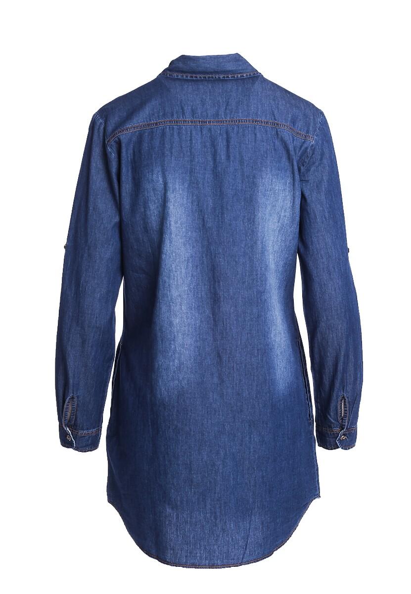 Niebieska Sukienka Need A Taste