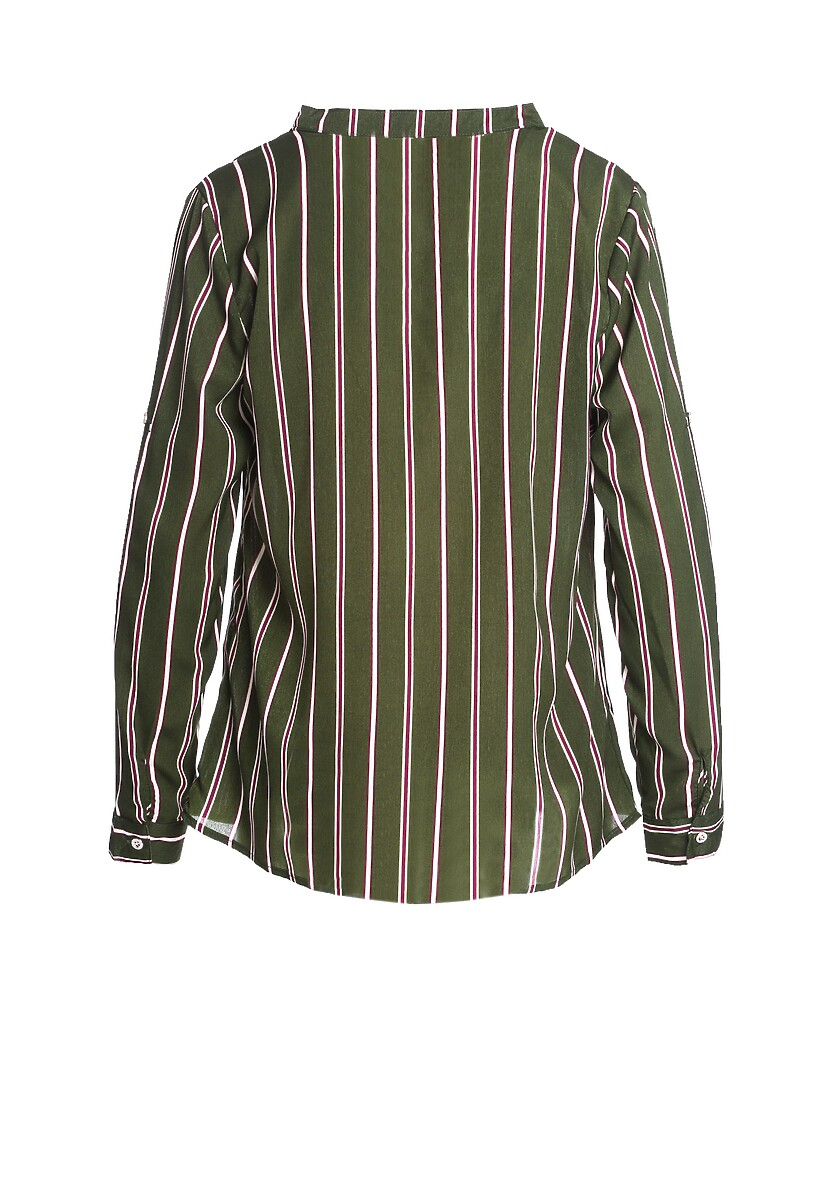 Zielona Koszula Unfast