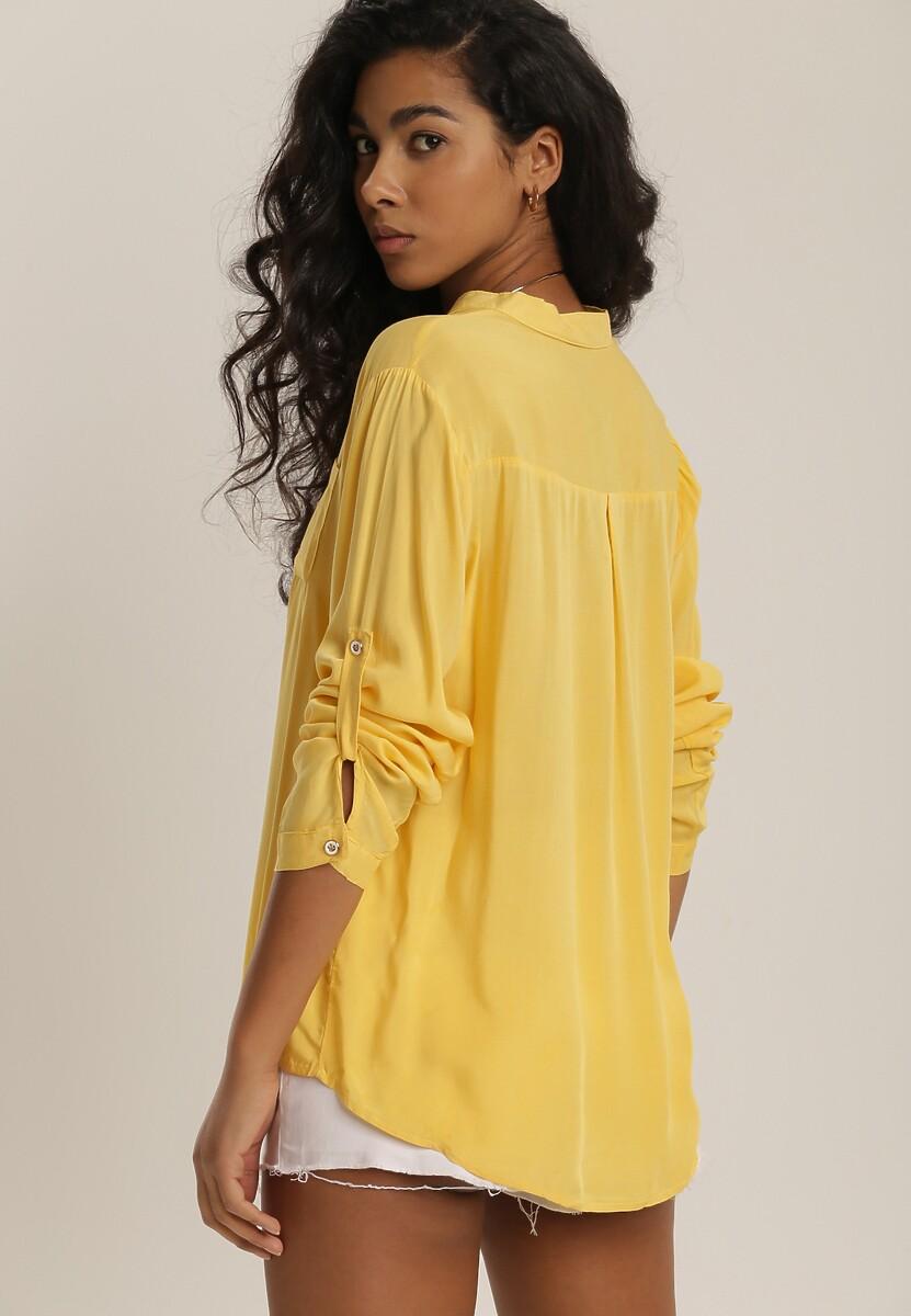 Żółta Koszula Rainy