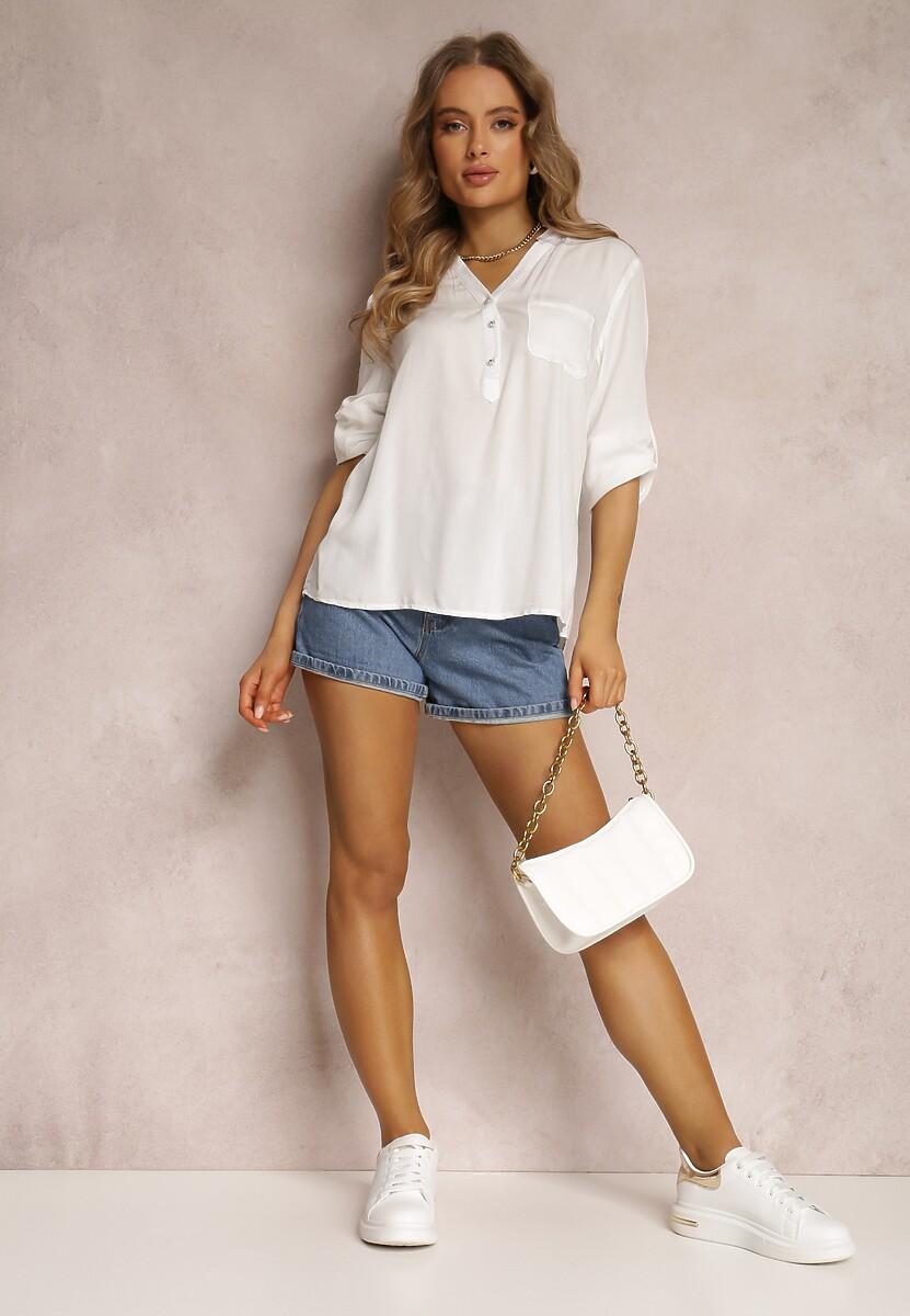 Biała Koszula Rainy