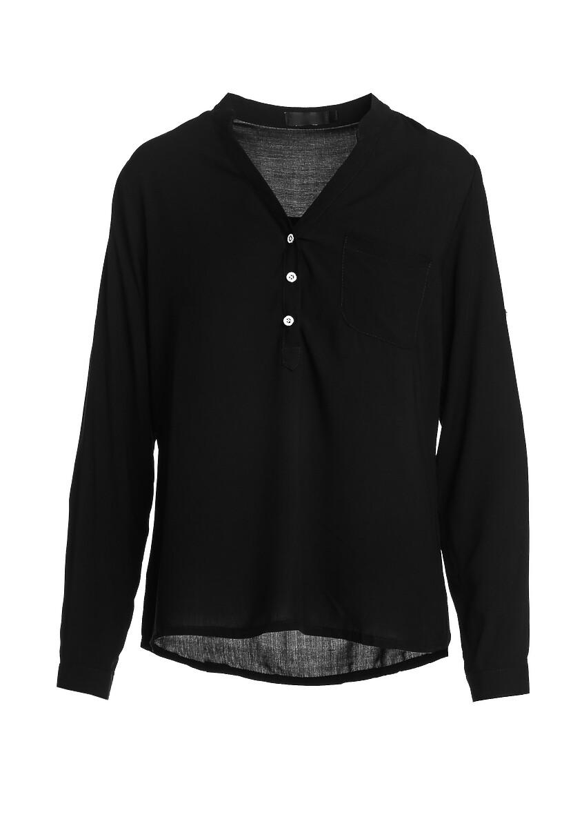 Czarna Koszula Rainy