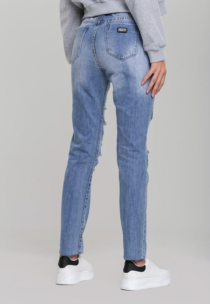 Niebieskie Jeansy Annihilate