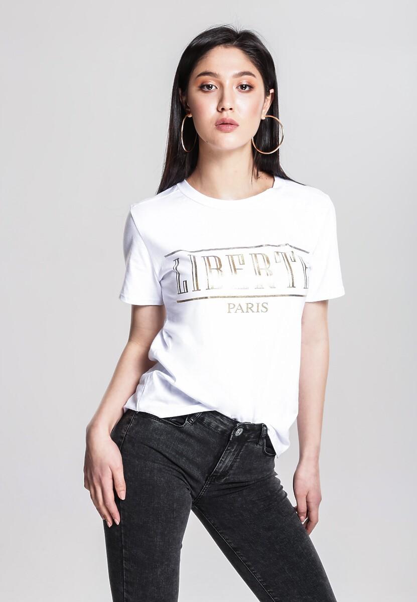 Biały T-shirt Summer