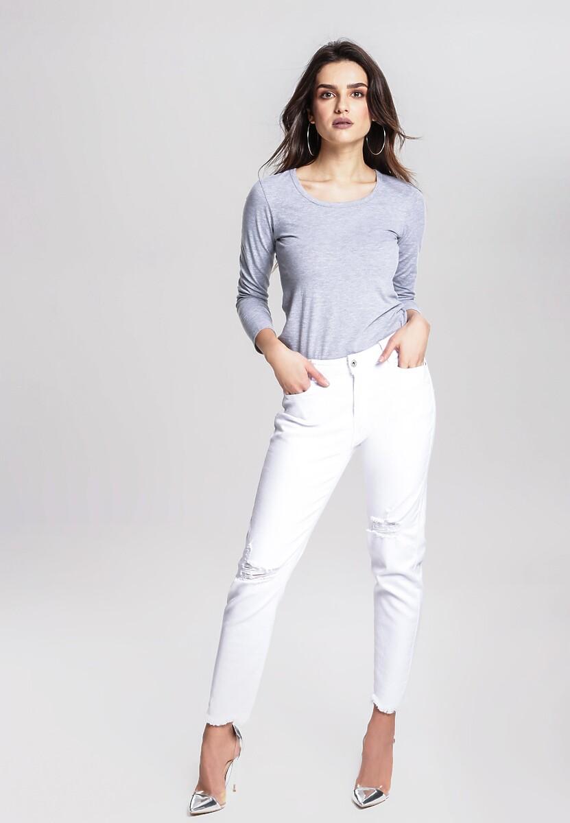 Białe Spodnie Succinct