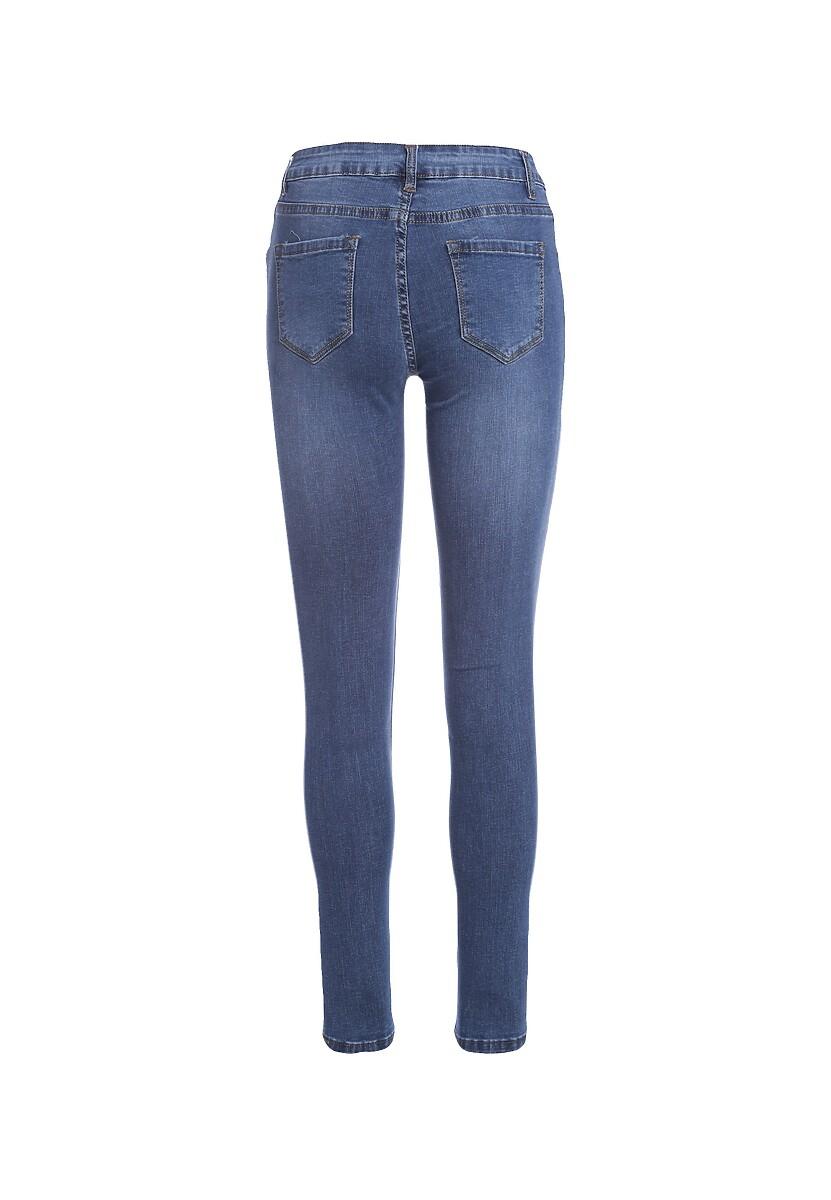 Niebieskie Jeansy Largely