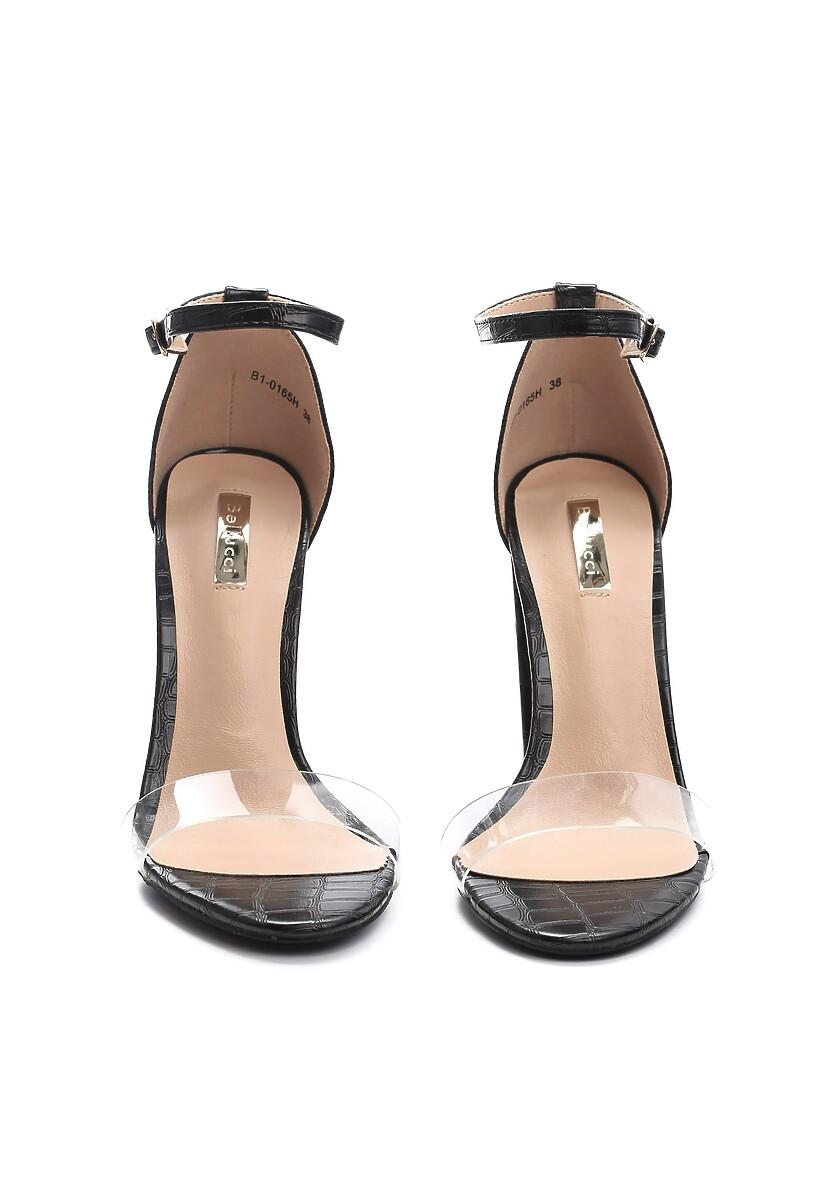 Czarne Sandały Daydream