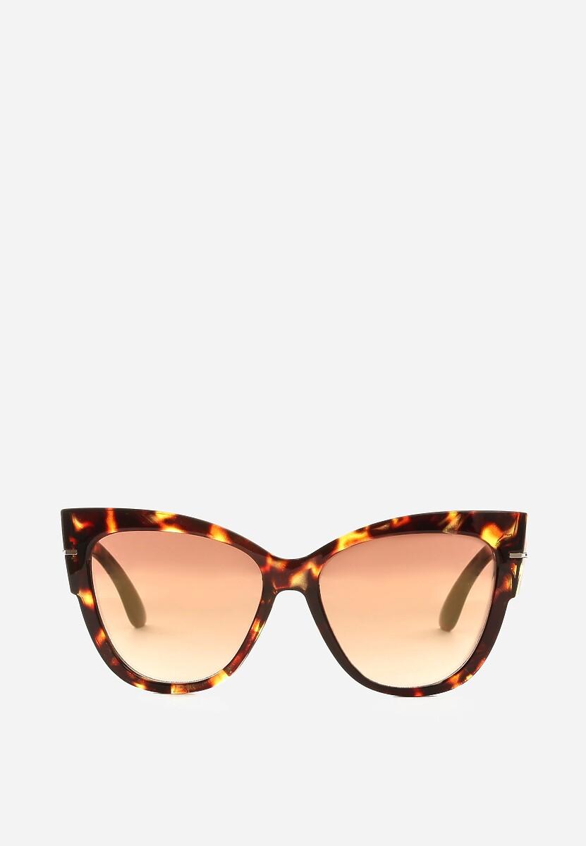 Brązowe Okulary Reassuring