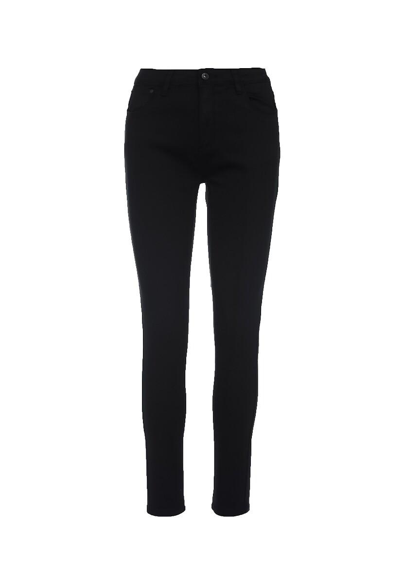 Czarne Spodnie Get On With