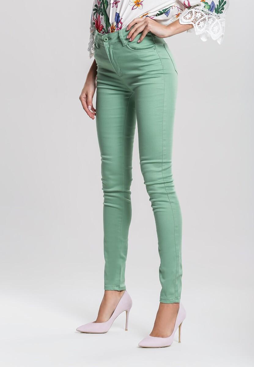 Zielone Spodnie Get On With