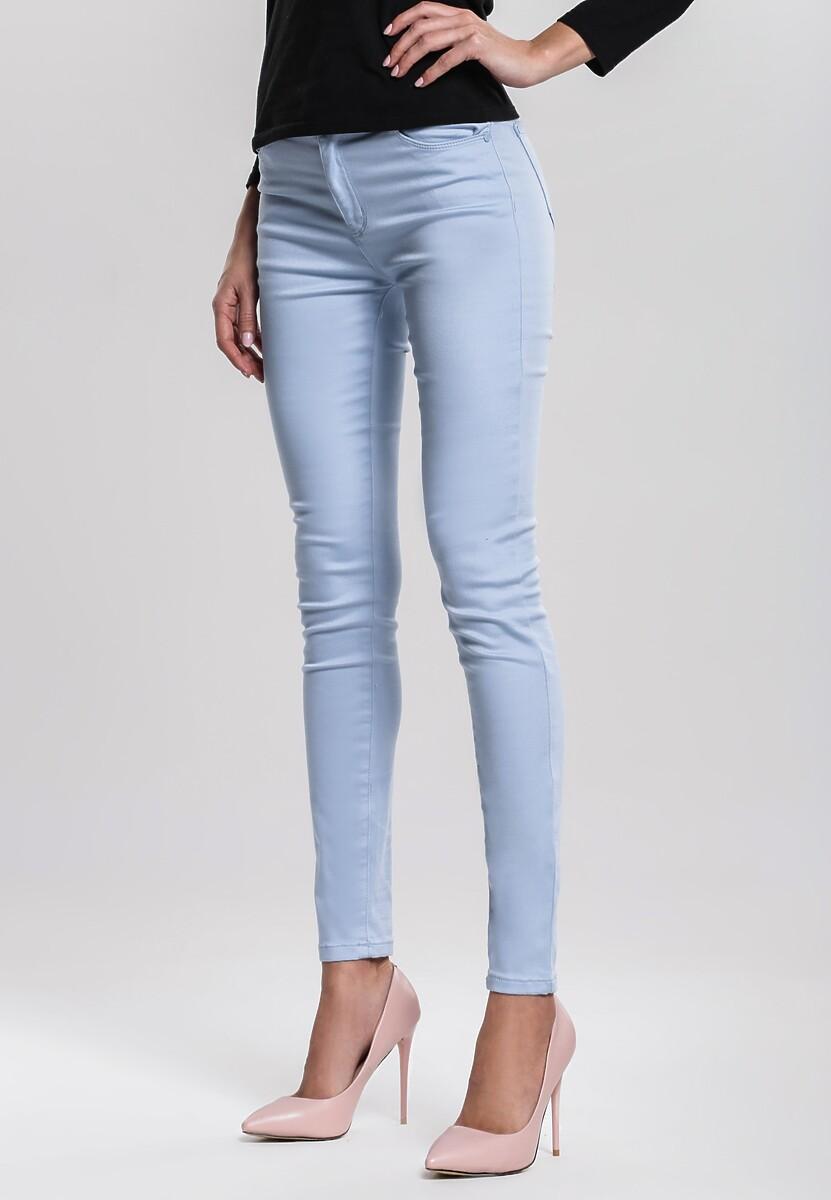 Jasnoniebieskie Spodnie Get On With