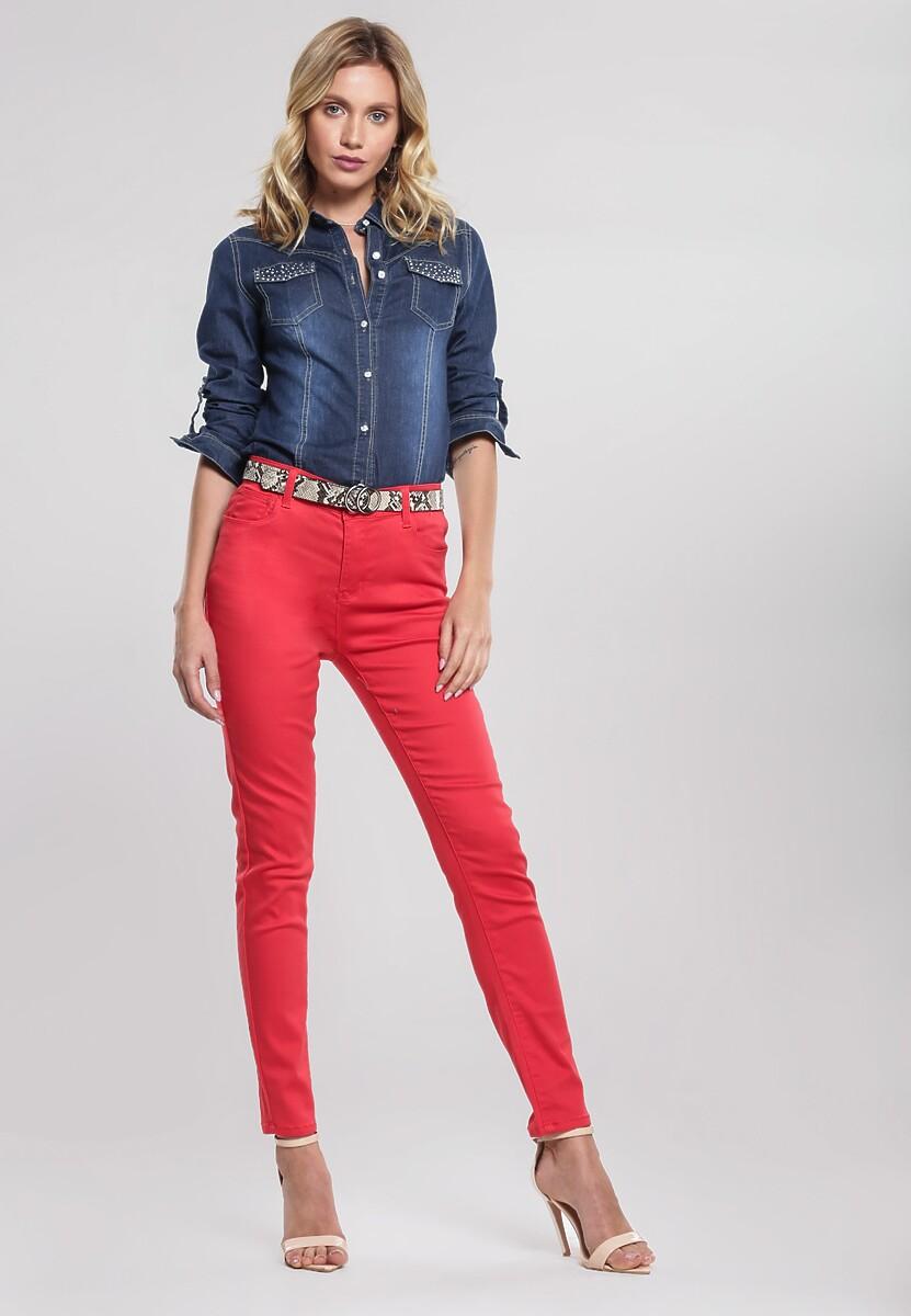 Czerwone Spodnie Get On With